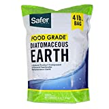 Safer Brand 51704 Food Grade Diatomaceous Earth