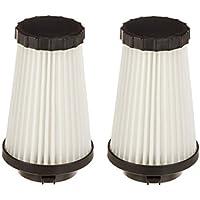 Ximoon 2 HEPA Vacuum Filter for Dirt Devil F2, Part NO. 3SFA11500X, 3-F5A115-00X, 2SFA115000, 42112