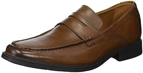 Tilden Way Shoe, tan Leather