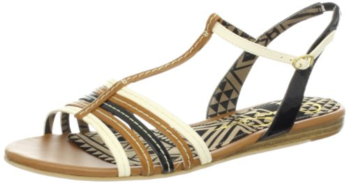 Jessica Simpson Deniece - Sandalias de vestir para mujer Coconut marrón