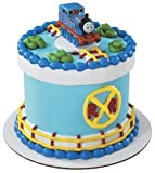 Thomas the Train Cake Topper for Petite Cakes