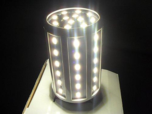 Happyskymall 360 Degrees Energy Saving LED Bulb 15 Watts E27 5730 SMD LED Corn Lamp Neutral White 4000K-4500K