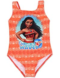Dreamwave Girls Moana One Piece Swimsuit 5/6