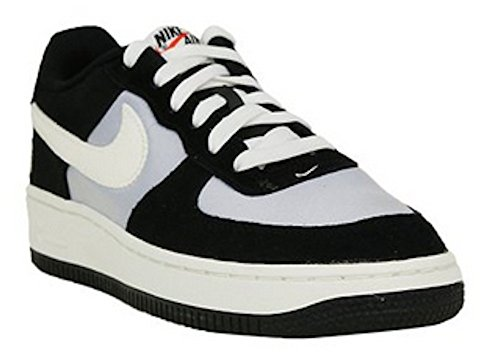 Nike Air Force 1 (GS) Black/Sail-Wolf Grey 596728-025 (SIZE: 4.5Y) (Nike Air Force)