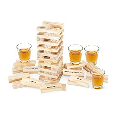 True 3705 Stack: Group Drinking Game: Kitchen & Dining