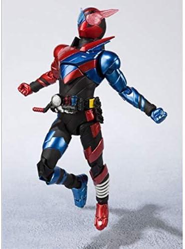 Masked Rider Kamen Rider Figuur 2020 Jaar # 120 Kamen Rider Build Rabbit Tank Form -20 Kamen Rider Kicks Ver Geralt PVC Boxed Gift Statue Jzx-n