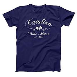 The Catalina Wine Mixer Step Brothers Mens Shirt