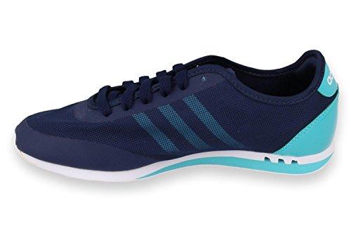 adidas Neo Style Racer Tm W F98918, Deportivas Azul