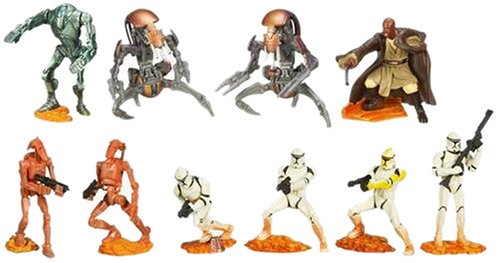 Star Wars Battle Packs Unleashed: Battle of Geonosis, The Clone Wars