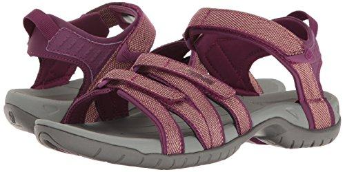 Zaca Tirra W Sandals gold Teva Dark Women's Purple OIaqxH
