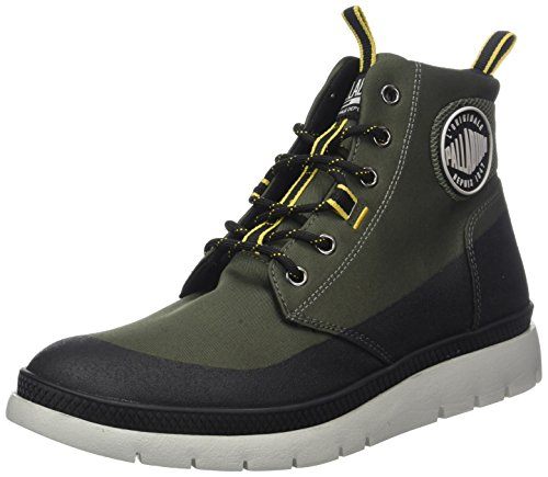 Black Trainers Army Green CTD Plsidr Green M Mi Men's Top Hi Palladium ZwaF6qP