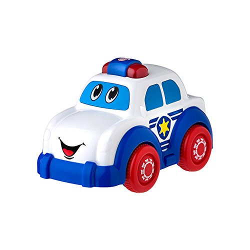 Playgro Light and Sounds Police Car for Baby Infant Toddler Children 6383866, Playgro is Encouraging Imagination with STEM/STEM for a Bright Future - Great Start for a World of Learning