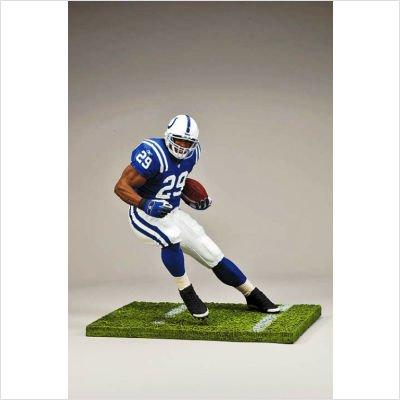 Joseph Addai Indianapolis Colts McFarlane NFL Series 17 Figurine [Toy] ()