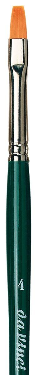 da Vinci Nova Series 1374 One Stroke Brush Size 8 One Stroke Short Flat Synthetic