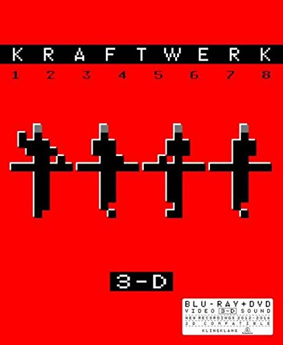 Kraftwerk - 3-D: The Catalogue [blu-Ray] - Zortam Music