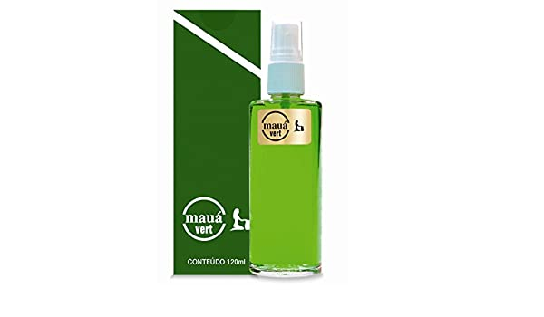 Amazon.com : Linha Tradicional Maua - Colonia Vert Atomizer Unisex 120Ml - (Maua Classic Collection - Eau De Cologne Vert Atomiser For Men and Women 4.05 Fl ...