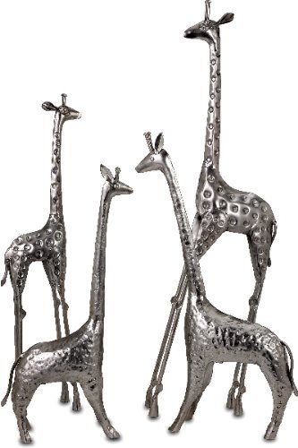 IMAX Safari Giraffe Herd, Set of 4 by Imax by Imax