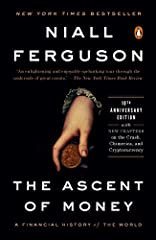 A richly original look at the origins of money and how it makes the world go aroundNiall Ferguson follows the money to tell the human story behind the evolution of our financial system, from its genesis in ancient Mesopotamia to the latest up...