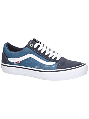 Zapatillas navy navy Skool Old white Vans Unisex stv U Adulto xq8tERYw