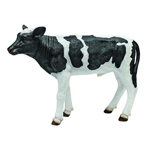 Design Toscano Country Boy Cow Statue