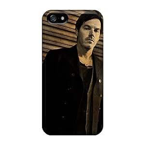 Apple Iphone 5/5s LKR1627gdMF Custom Stylish Foo Fighters Pattern Perfect Hard Phone Cases -MarkMacarthur