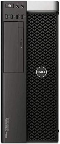 Dell Precision T7810 Mid-Tower Workstation - 2X Intel Xeon E5-2680 v3 2.5GHz 12 Core Processors, 128GB DDR4 Memory, 256GB NVMe SSD, 2TB HDD, Nvidia Quadro K620, Windows 10 Pro. (Renewed) | Amazon