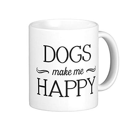 amazon com dog personalised coffee travel mugs dogs large tea mug