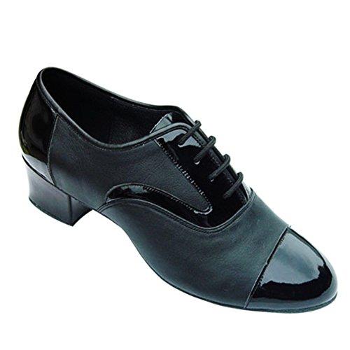 zapatos de baile latino de los hombres/ zapatos de danza adulto/Zapatos de baile en el final de suave A