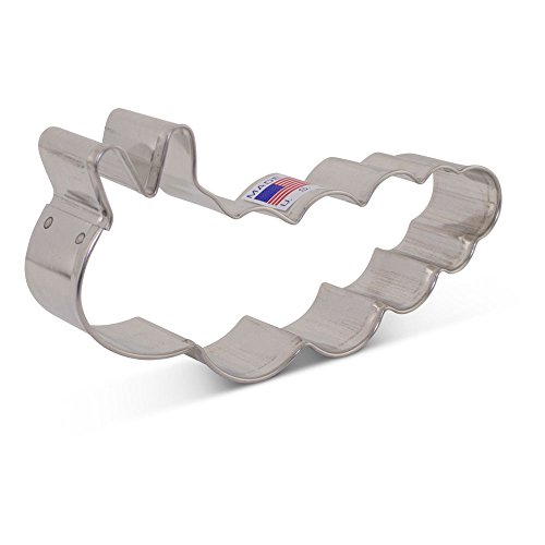 Caterpillar Cookie Cutter - 4.5 Inch - Ann Clark - US Tin Plated Steel