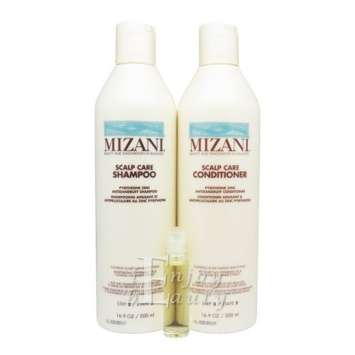 "Mizani Scalp Care Shampoo & Conditioner 16.9oz Duo ""Set"""