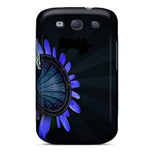Ashburhappy2009 YQs12286puiK Cases For Galaxy S3 With Nice Audio Jungle 3d Appearance Black Friday