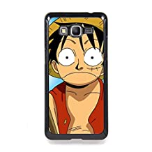 Natalie Sanders (TM) Design New Ultra Thin Anime One Piece Soft TPU Case Cover for Samsung Galaxy Grand Prime