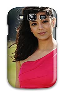 For CaseyKBrown Galaxy Protective Case, High Quality For Galaxy S3 Kajal Agarwal 2011 Latest Skin Case Cover