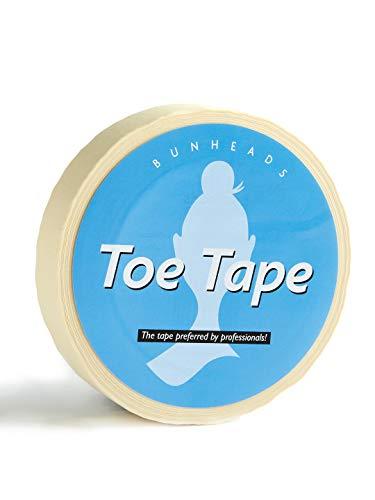 Capezio Toe Tape - One Size, White (Ballet Toe Tape)