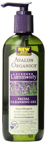 Молочко для лица - Лаванда Avalon Organics 7 унций жидкости