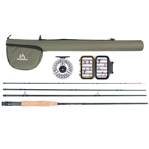 Maxcatch Explorer Fishing weight Outfit product image