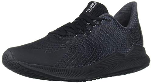 New Balance Men's Propel V1 FuelCell Running Shoe, Black, 13 2E US