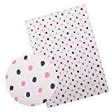 Hearts Synthetic Leather Valentine's Printed Faux