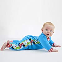 Splash About Happy Nappy Baby WetsuitDino Pirates
