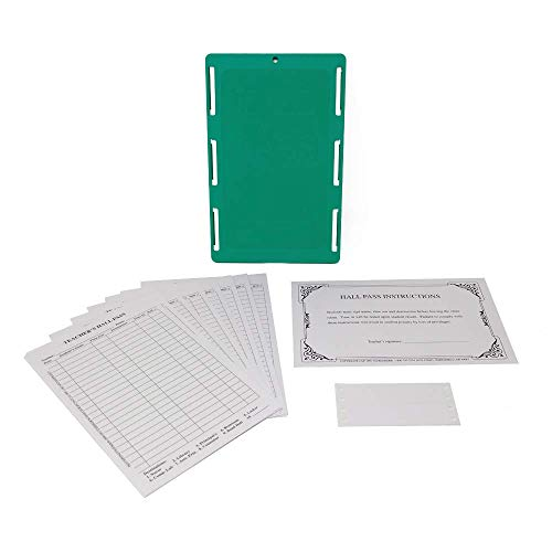 Class A Products Teacher's Hall Pass Kit with