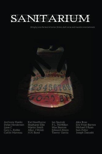 Sanitarium #034 (Sanitarium Magazine) (Volume 34)