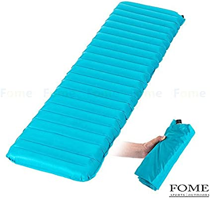 FOME Colchoneta Hinchable, Sports|Outdoors TPU Ultraligero Manual ...