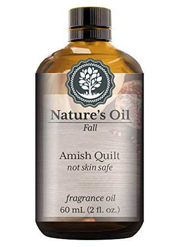 Amish Quilt Fragrance Oil (60ml) For Diffusers, Candles, Home Scents, Linen Spray, Slime (Brown Sugar Quilt Set)