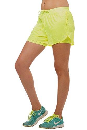 hort With Built-In Liner NeonGreen M ()