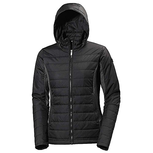 Helly Hansen Astra Hooded Jacket - Women's Black Large