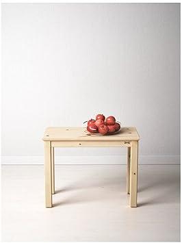 IKEA NORNAS PINE SIDE TABLE 59 x 30CM