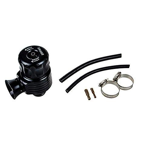Universal Car Auto Racing Turbo Aleación de aluminio 25 mm Válvula de escape Premium Diesel Válvula de vaciado BOV Kits: Amazon.es: Coche y moto