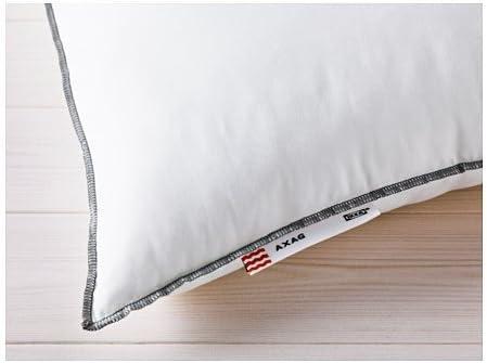 Ikea Axag Taie D Oreiller 40 X 80 Cm Douce 100 Polyester Amazon Fr Cuisine Maison