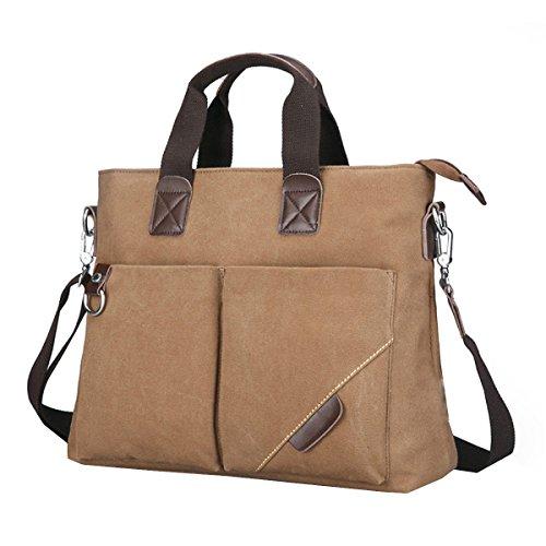 Brown Travel Multi Business Shoulder Messenger Laidaye Leisure Bag Men's purpose Backpack wHTqFAv