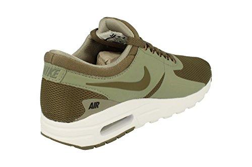 ... Nike Air Max Zéro Essentiel Gs Jeunes Chaussures De Course Olive Moyen  200 ...